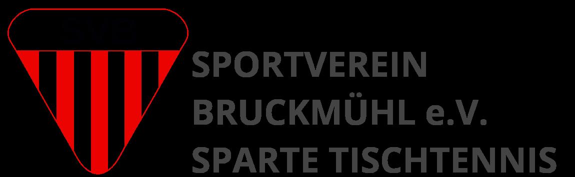 Sparte Tischtennis des SV Bruckmühl