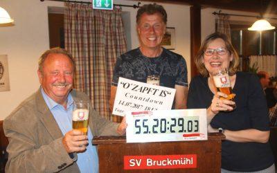 """Der Countdown zur """"Fünften Bruckmühler Jahreszeit"""" läuft"""